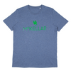 The McKellar T-Shirt - Heathered Blue