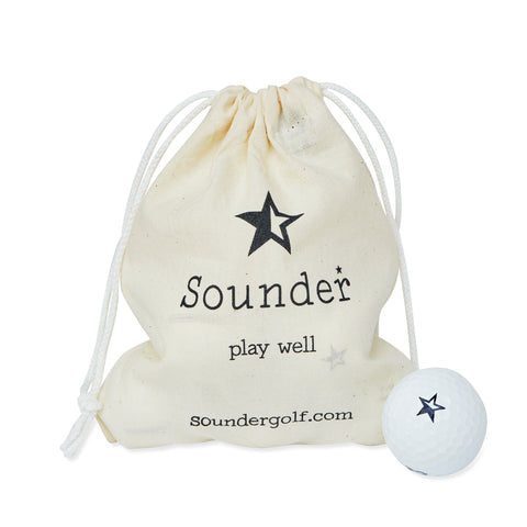 Sounder Golf Ball - Three Dozen