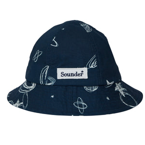 Good Times Bucket Hat Navy