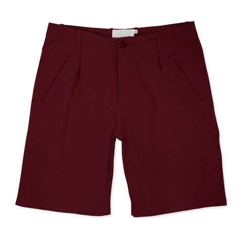 Good Walk Short Burgundy