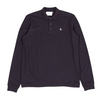 Long Sleeve Play Well Polo Navy