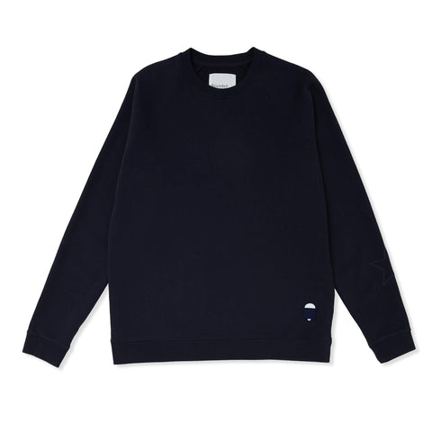 Raglan Sweat Navy