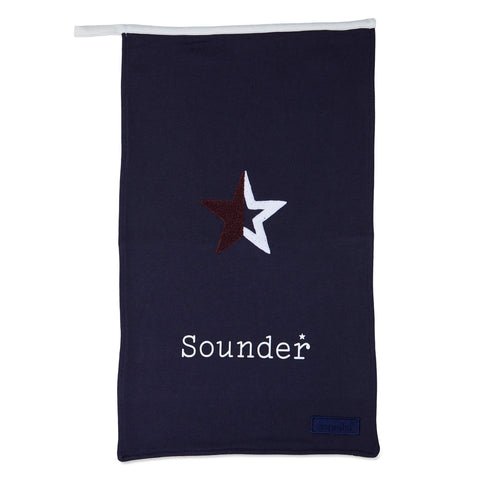 Sounder Golf Towel Navy