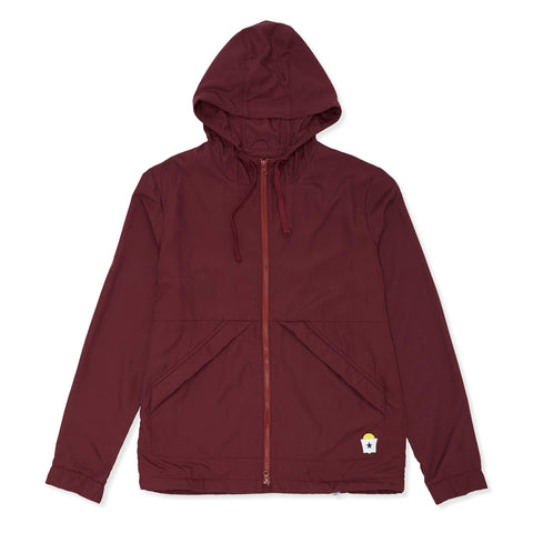 Wind Chaser Jacket Burgundy