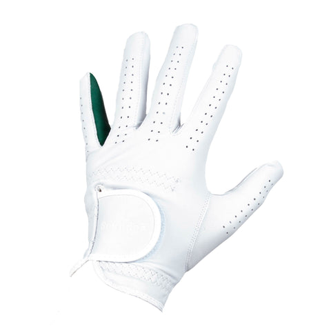 The Sounder Glove - White