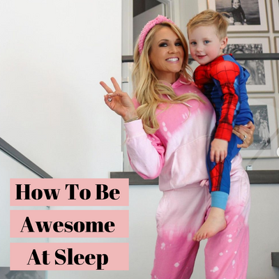 Episode 131: How To Be Awesome At Sleep