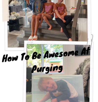 Episode 106: How To Be Awesome At Purging