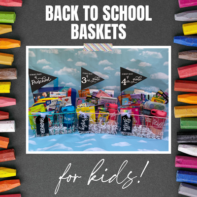 The Most Awesome Back To School Basket