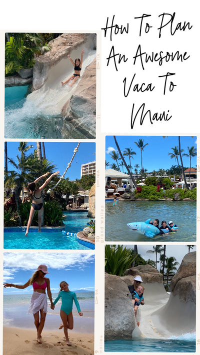 Episode 147- How to Plan an Awesome Vacation to Maui