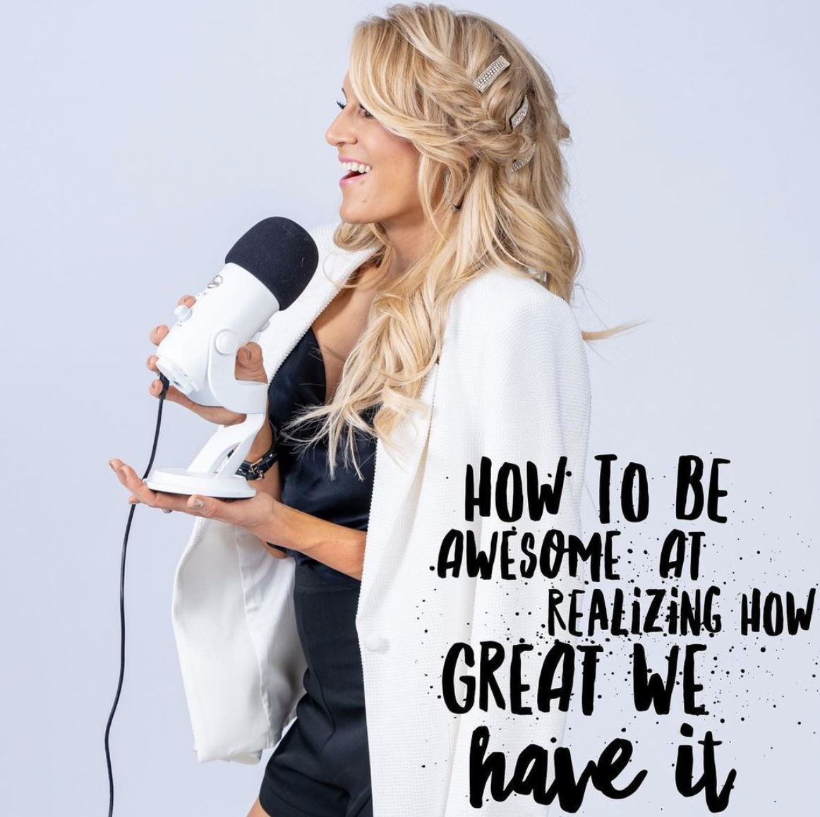 How To Be Awesome At Realizing How Great We Have It