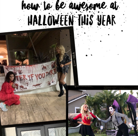 How To Be Awesome At Halloween This Year