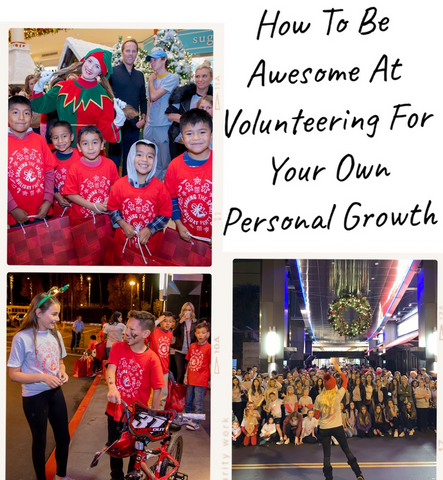 How To Be Awesome At volunteering For Your Own Personal Growth