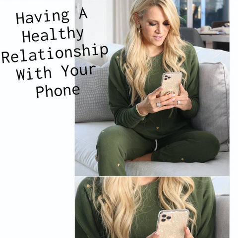 How To Be Awesome At Having A Healthy Relationship With Your Phone