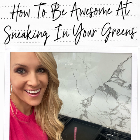 How To Be Awesome At Eating Your Greens