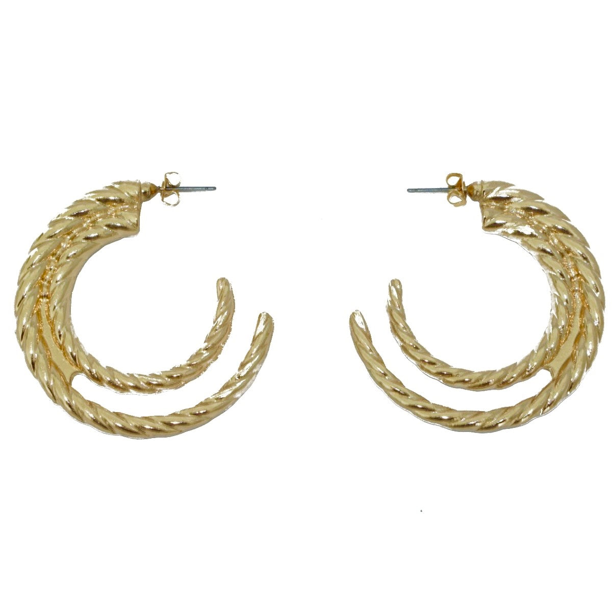 Twisted Love hoops