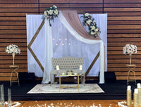 Wedding Hexagonal Arch