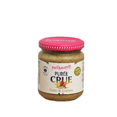 PUREE FRUITS ET GRAINES 200G