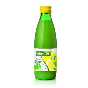 MINI JUS CITRON 25CL