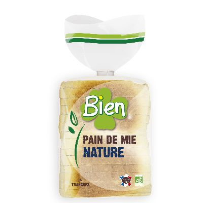 PAIN DE MIE NATURE 500G