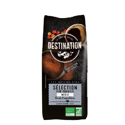CAFE MOULU PUR ARABICA 1KG