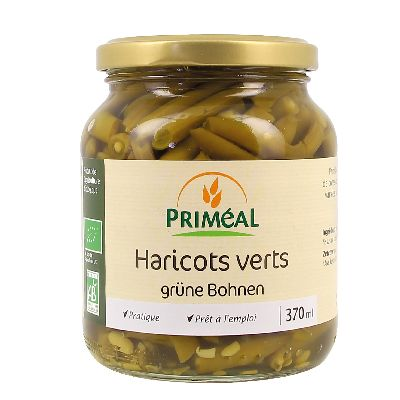 HARICOTS VERTS 370ML