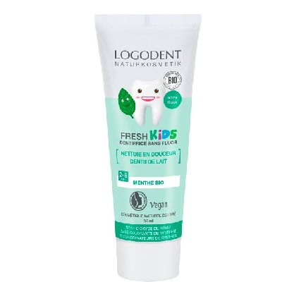 DENTIFRICE KIDS MENTHE 50ML