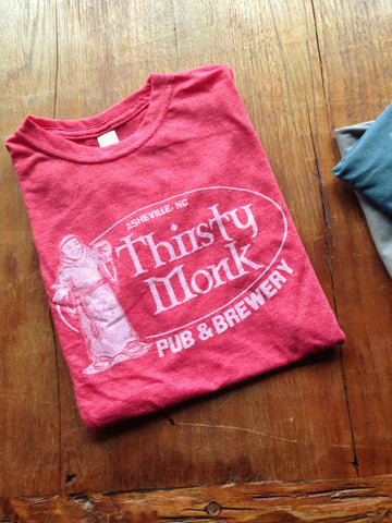 Thirsty Monk Ladies Cut Tee