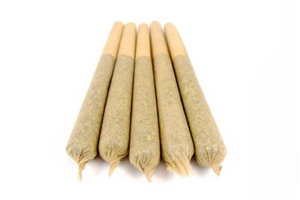 14% CBD Strawberry OG - Pre-Rolled CBD Joints - LOW THC