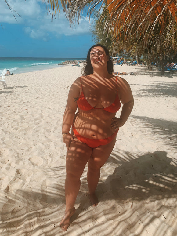 Plus Size Swimwear with Tummy Control