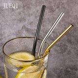 304  Stainless Steel Resuable Straw Set