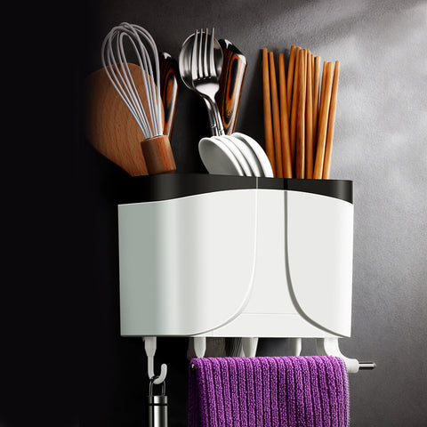 Storage Box Kitchen Knife  Spoon Organizer Holder Case Kitchen Gadgets