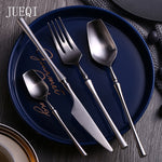 Luxury 4pcs Cutlery set