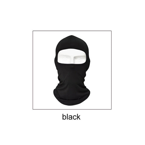 Hat Cap New Black Warm Face Masks Full Face Cover  Mask