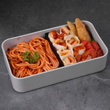 Fat reduction double bento box