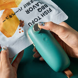 Portable Hand Held Rechargeable Heat Bag Sealer