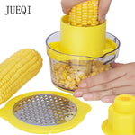 Corn Stripper Kerneler Peeler Kitchen Tools Ginger Sharpener Garlic Plane Cutter