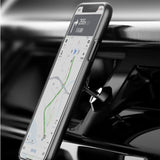Magnetic car For mobile phone or tablet