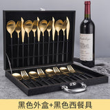 24pcs Gift box with cutlery  set