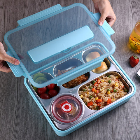 304 stainless steel insulated lunchbox