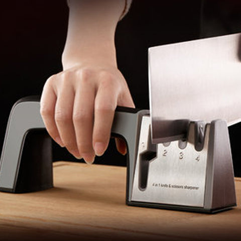 Knife Sharpener 4 in 1