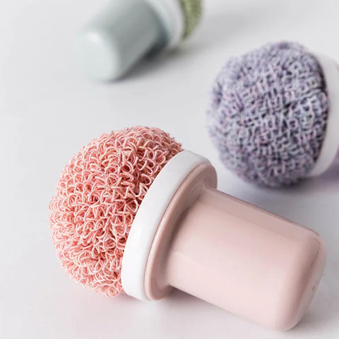 Kitchen Dish Pot washing Nano fiber Ball