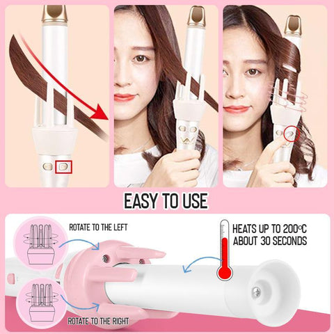 Image of 360° Auto Curling Wand
