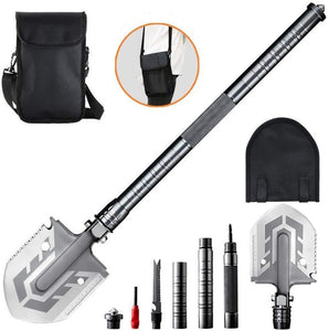 Tactivel™ - Tactical Survival Shovel