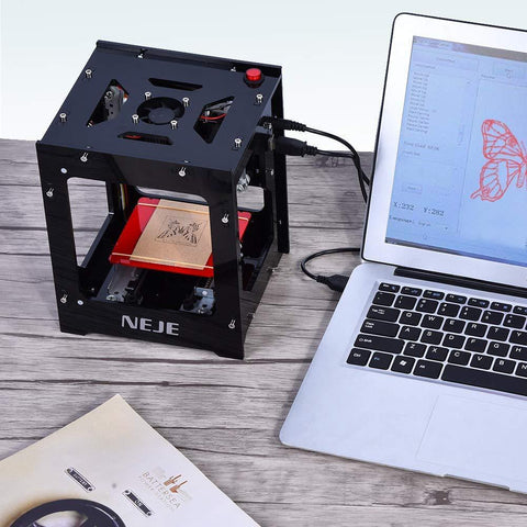 Image of USB Wood Laser Engraver
