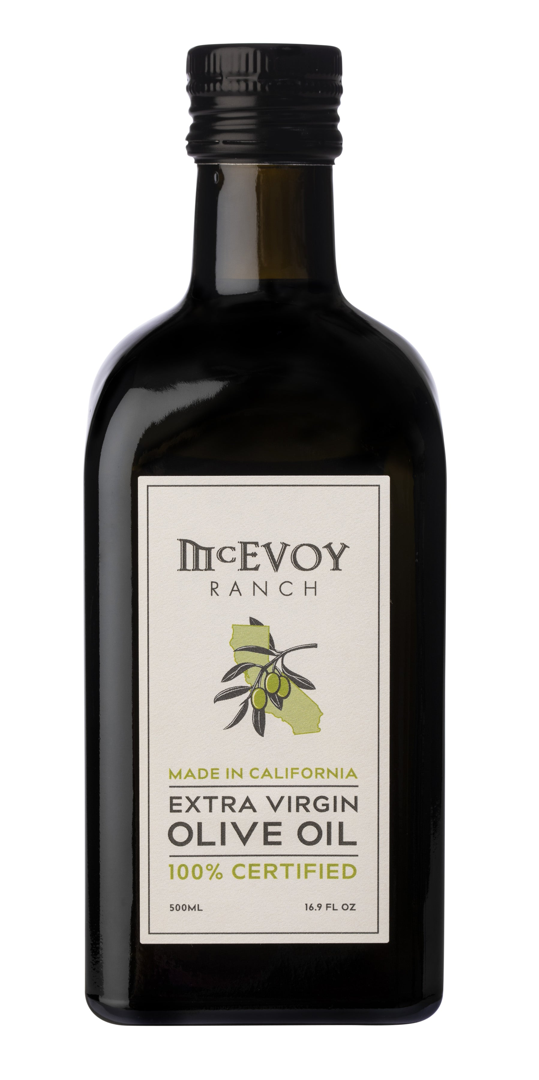 A New Olive Oil For McEvoy Ranch