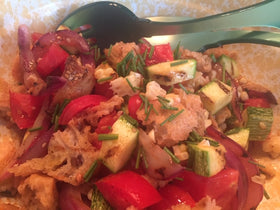Panzanella - The Perfect Salad to Make Ahead