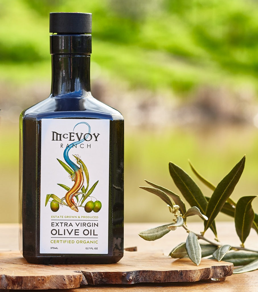 It's Good To Be Green: Our New Olive Oil Is Here