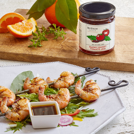 McEvoy-Ranch-Shrimp-Skewers-Savory-Jam