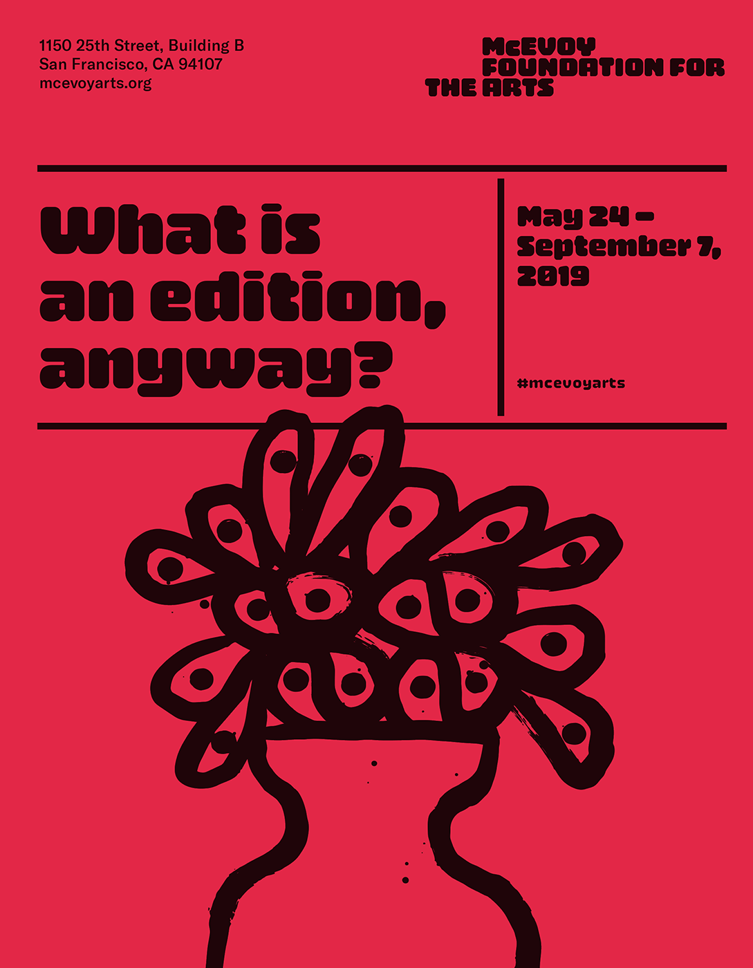 At The McEvoy Foundation For The Arts: What Is An Edition, Anyway?