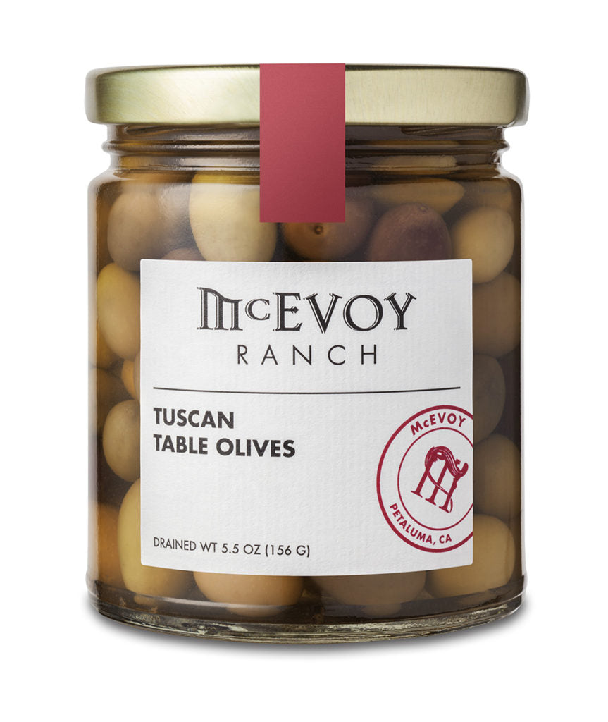 Your Fall Pantry Essential: Tuscan Table Olives